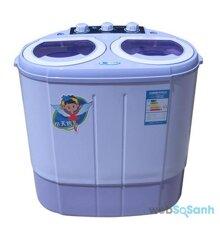 Máy giặt mini loại nào tốt nhất hiện nay?