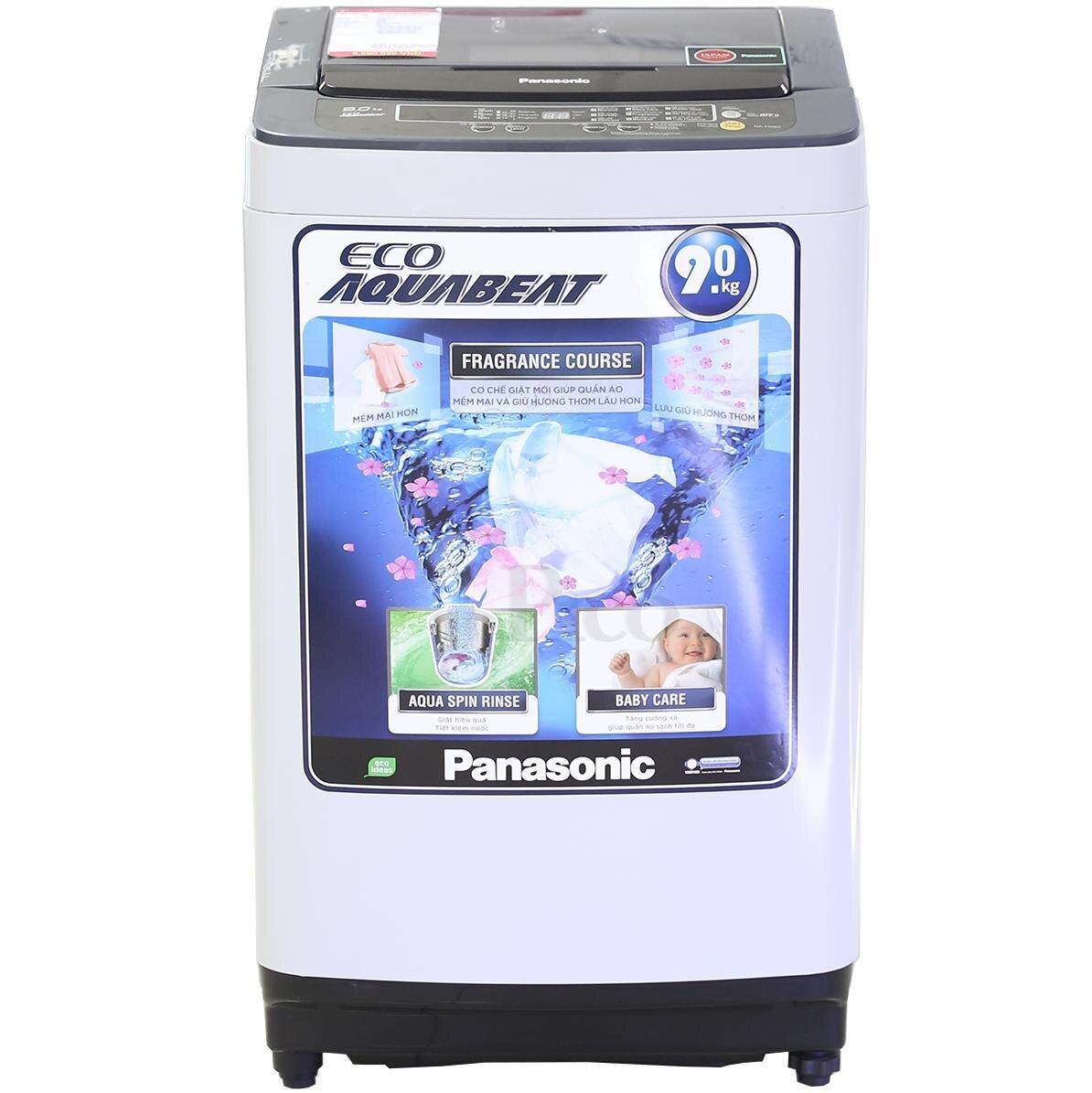 Máy giặt Panasonic bị rung mạnh khi vắt