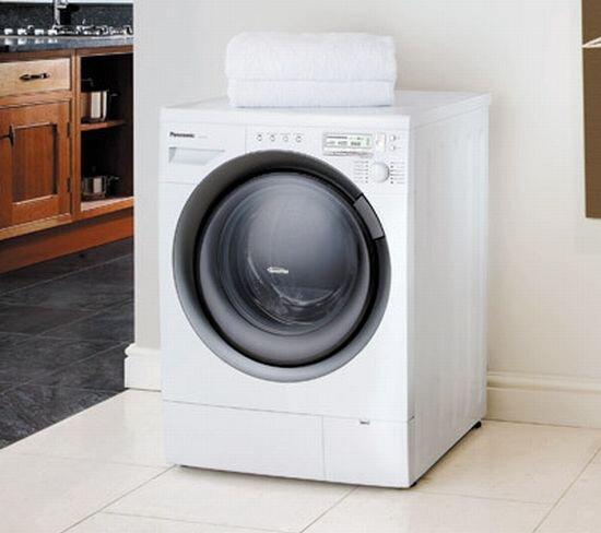 Máy giặt Panasonic NA-14VA1 không lo trào bọt trong khi giặt