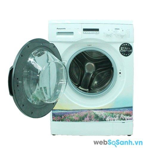 Máy giặt Panasonic NA-107VC4WVT tiết kiệm điện nước