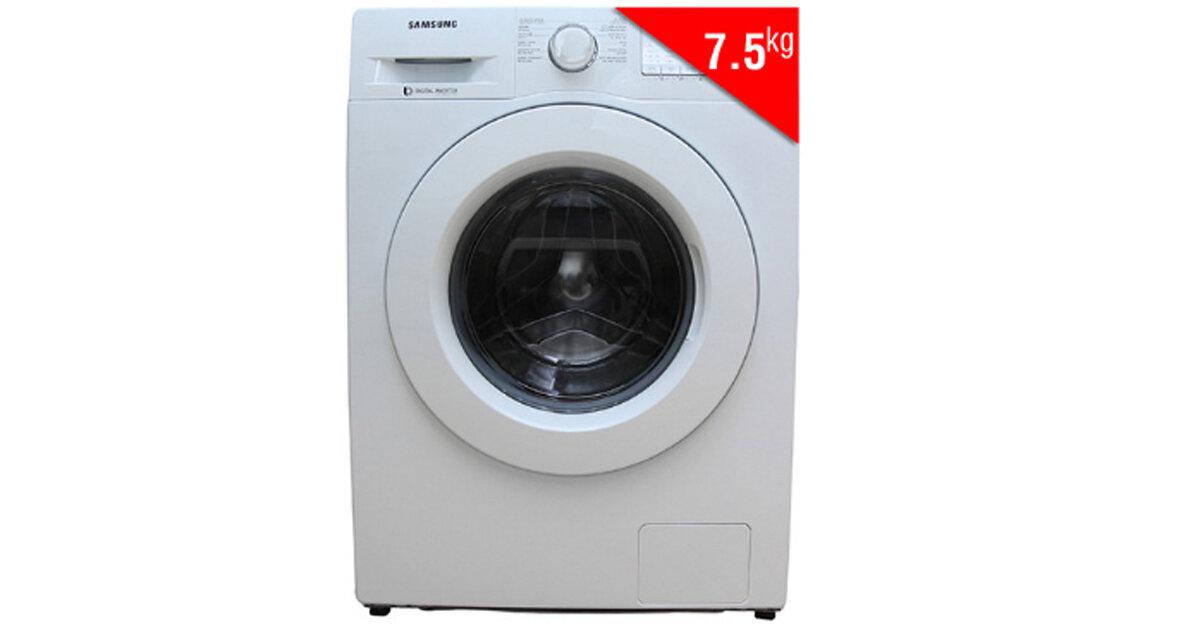 Máy giặt Samsung 7.5 kg WW75J4233KW/SV có tốt không ? Giá bao nhiêu tiền ?