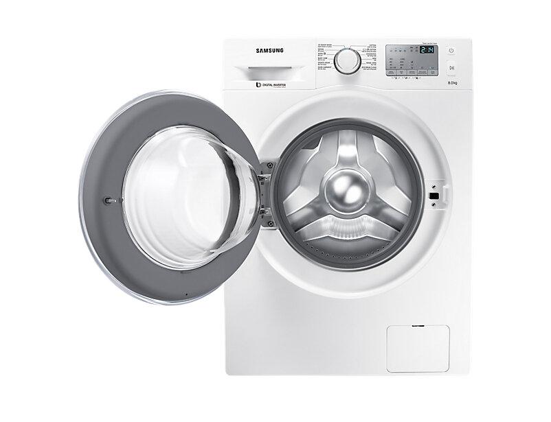 Máy giặt Samsung 8kg cửa ngang có những loại nào giá bao nhiêu tiền?
