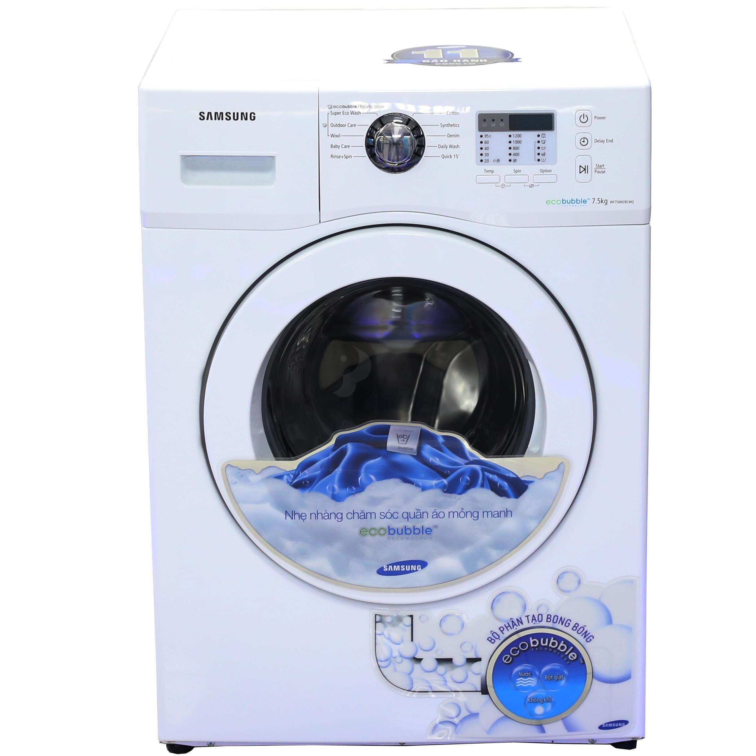 Máy giặt Samsung 9kg lồng ngang có giá bao nhiêu tiền ?