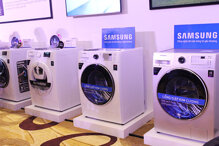 Máy giặt Samsung Addwash – thế hệ máy giặt lồng ngang thế hệ mới trang bị cửa phụ