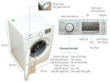 Máy giặt Samsung lồng ngang 10kg giá bao nhiêu tiền?