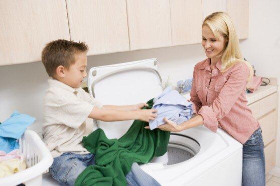 Máy giặt Samsung WA13VPLEC giặt sạch với công nghệ Hybrid