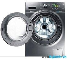 Máy giặt Samsung WF0894W8E/XSV tự động kiểm tra và phát hiện lỗi