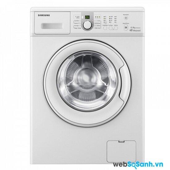 Máy giặt Samsung WF1124XBC vượt trội với công nghệ giặt bong bóng