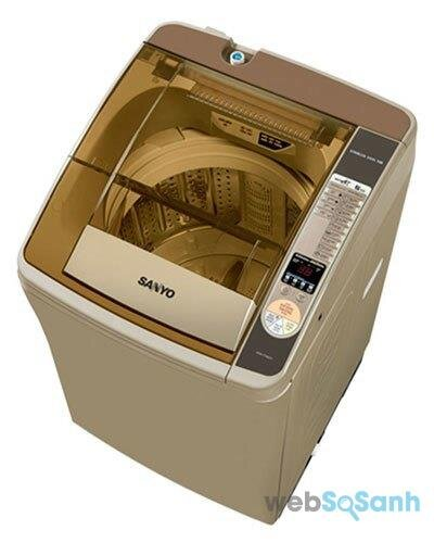 Máy giặt Sanyo 9 Kg giá bao nhiêu tiền?