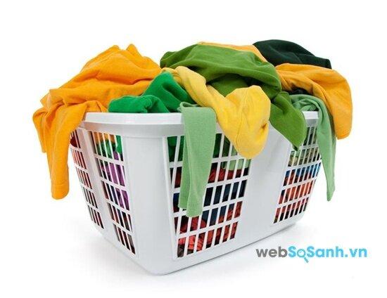 Máy giặt Sanyo ASW-S80VT giặt sạch hiệu quả