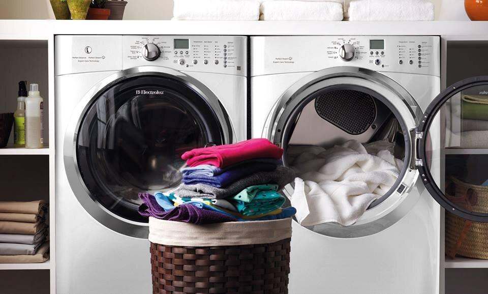 Máy giặt sấy kết hợp có tốt không?
