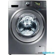 Máy giặt sấy Samsung WD106U4SAGD giặt mạnh mẽ và nhẹ nhàng