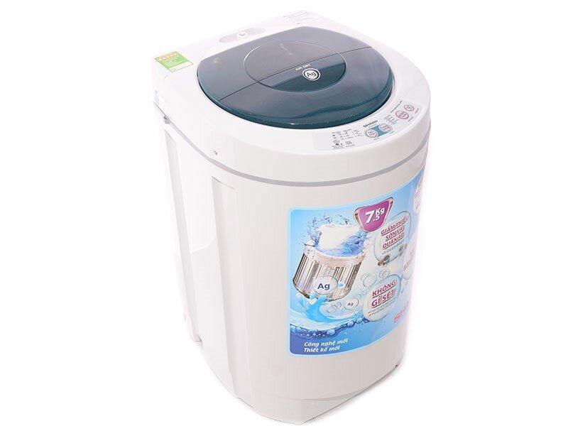 Máy giặt Sharp mới có giá bao nhiêu ?
