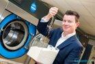 Máy giặt sử dụng hạt polymer tiết kiệm điện nước sẽ ra mắt trong tương lai gần