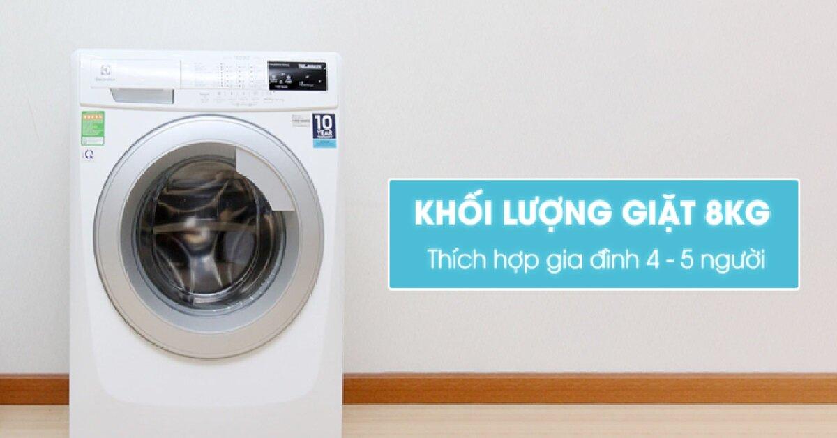 Máy giặt tốn bao nhiêu tiền điện cho một lần giặt ?