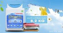 Máy giặt Toshiba 7kg và 8kg lồng đứng có loại nào tốt ?