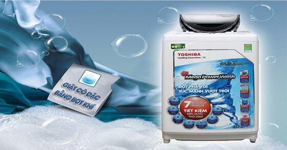 Máy giặt Toshiba Inverter 9kg AW-DC1005CV có công nghệ gì mới ?