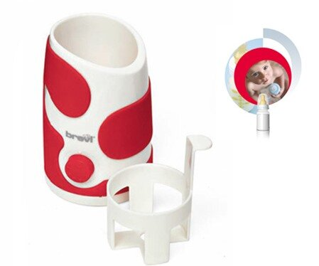Máy hâm sữa Brevi BRE352 – Tiền nào của nấy
