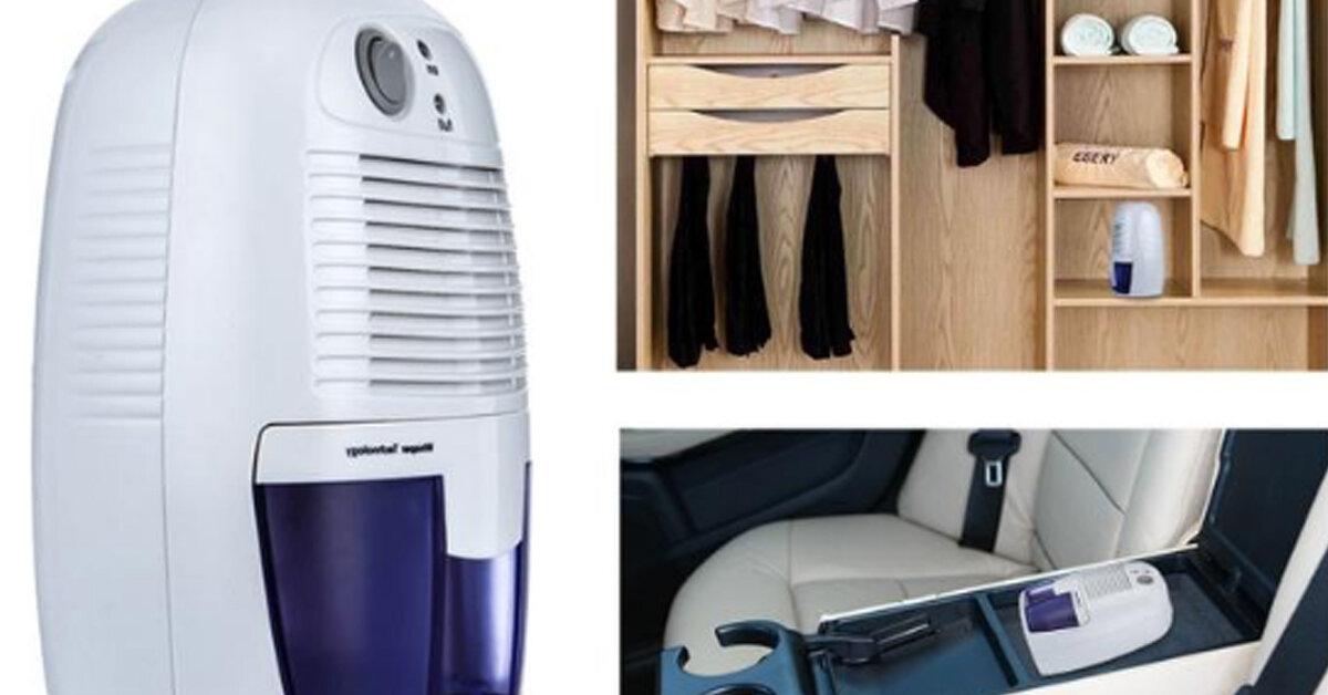 Máy hút ẩm mini giá rẻ có tốt không ? Nên mua không ?