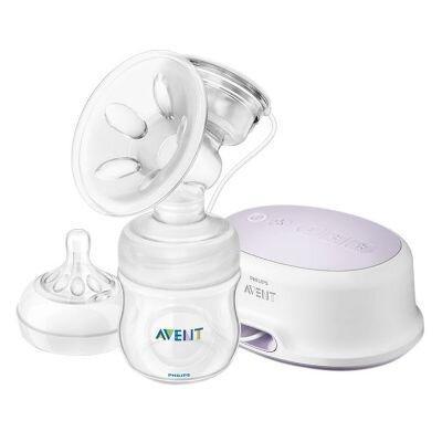 Máy hút sữa bằng điện / pin Philips AVENT SCF332/01 – Đắt xắt ra miếng
