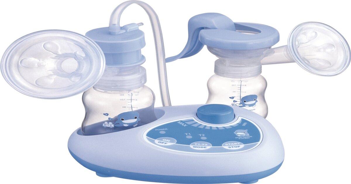 Máy hút sữa cầm tay Kuku và máy hút sữa điện đôi Kuku giá bao nhiêu tiền ?