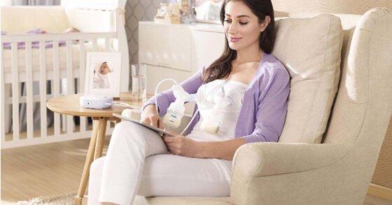 Máy hút sữa điện đôi loại nào tốt nhất: Philips, Ardo, Sanity, Medela