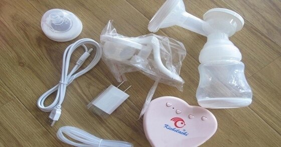 Máy hút sữa điện đôi và máy hút sữa cầm tay Kichilachi có những ưu điểm nào ?