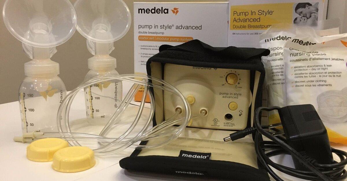 Máy hút sữa Medela Pump rút gọn sử dụng có tốt hay không?