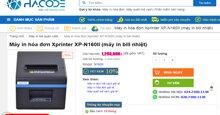 Máy in hóa đơn Xprinter N160ii in bill nhiệt cao cấp, tiết kiệm chi phí cho doanh nghiệp