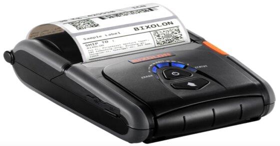 Máy in mã vạch mini Bixolon Samsung SPP- R300 có ưu điểm gì nổi bật
