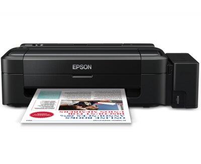 Máy in phun màu Epson Stylus Photo L110: thiết kế nhỏ gọn, hoạt động ổn định