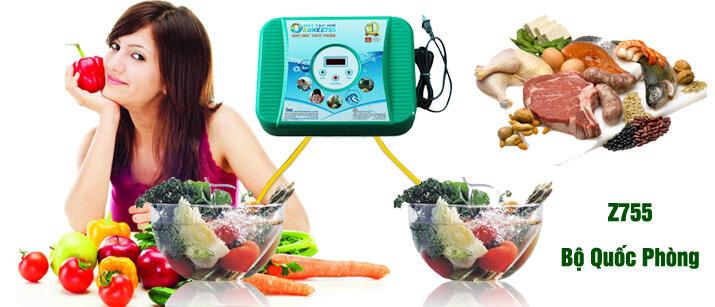 Máy khử độc ozone có thực sự tốt? có khử được độc tố trong rau củ thực phẩm không?