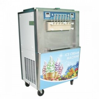 Máy làm kem tươi bao nhiêu tiền ?