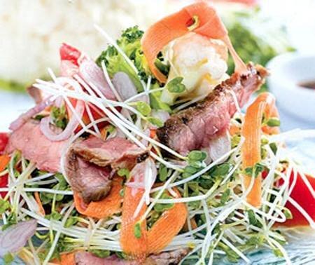 Máy làm rau mầm Kangaroo KG-261 mang đến những bữa ăn dinh dưỡng