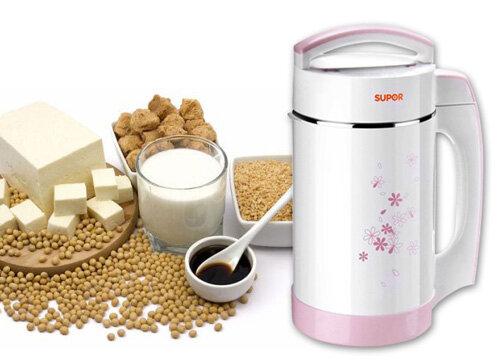 Máy làm sữa đậu nành hãng nào tốt?