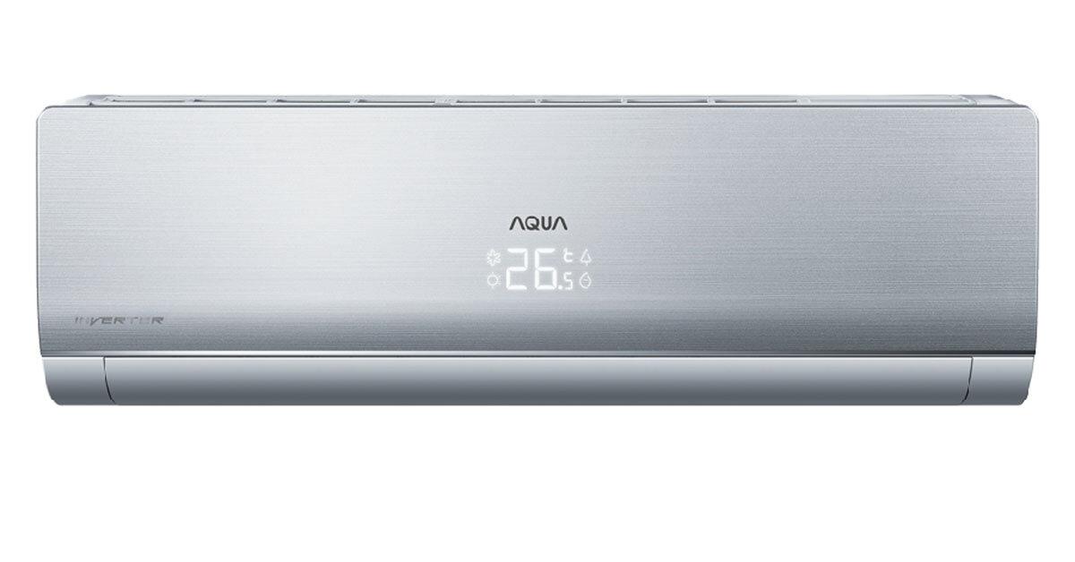 Máy lạnh Aqua vẫn hoạt động nhưng không làm mát được: nguyên nhân do đâu