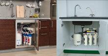 Máy lọc nước âm tủ là gì ?Có nên mua máy lọc nước âm tủ không ?