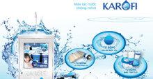 Máy lọc nước Karofi của nước nào? Sản xuất ở đâu, dùng có tốt không?