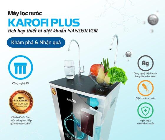 Máy lọc nước Karofi giá bao nhiêu? Mua loại nào tốt