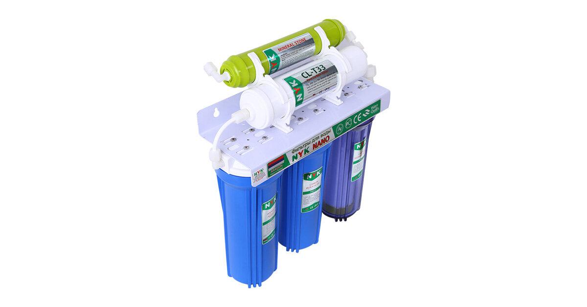 Máy lọc nước nano là gì? Có cấu tạo như thế nào?