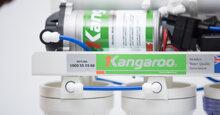 Máy lọc nước RO Kangaroo KG104AKV có tốt không, giá bán, cách lắp đặt