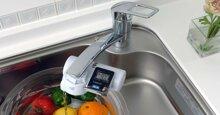 Máy lọc nước tại vòi: giải pháp cho nguồn nước sinh hoạt nhiễm bẩn