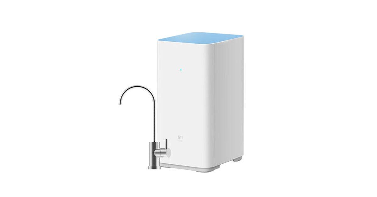 Máy lọc nước thông minh Xiaomi Mi Water Purifier: lịch sử ra mắt và giá các version 1,2,3