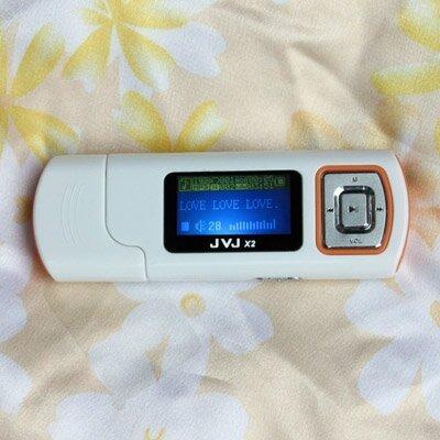 Máy nghe nhạc mp3 JVJ X2: hấp dẫn từ mức giá
