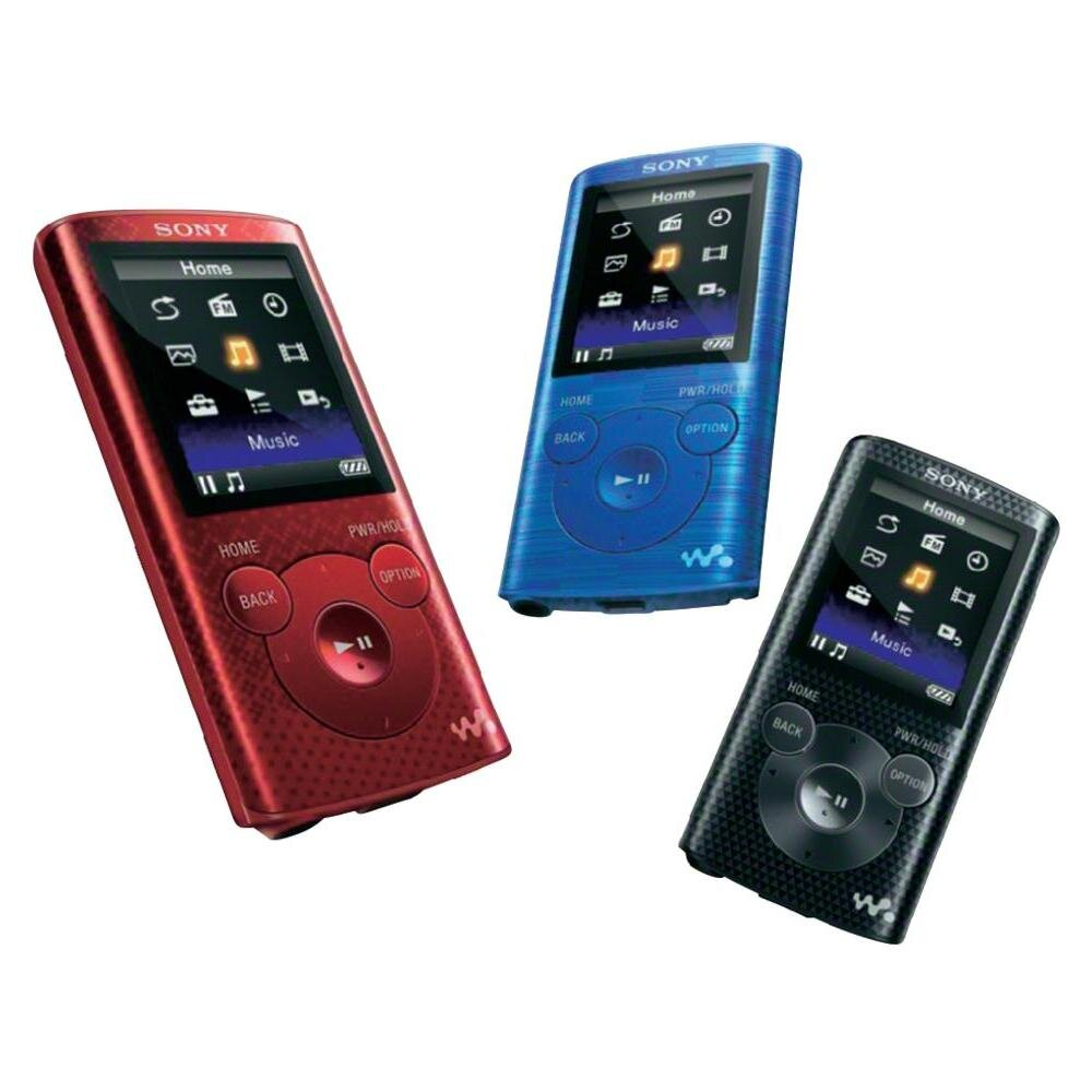 Máy nghe nhạc Sony NWZ- E384