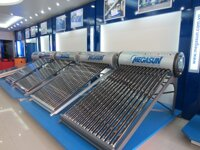Máy nước nóng năng lượng mặt trời Megasun tốt không? 5 lý do nên mua
