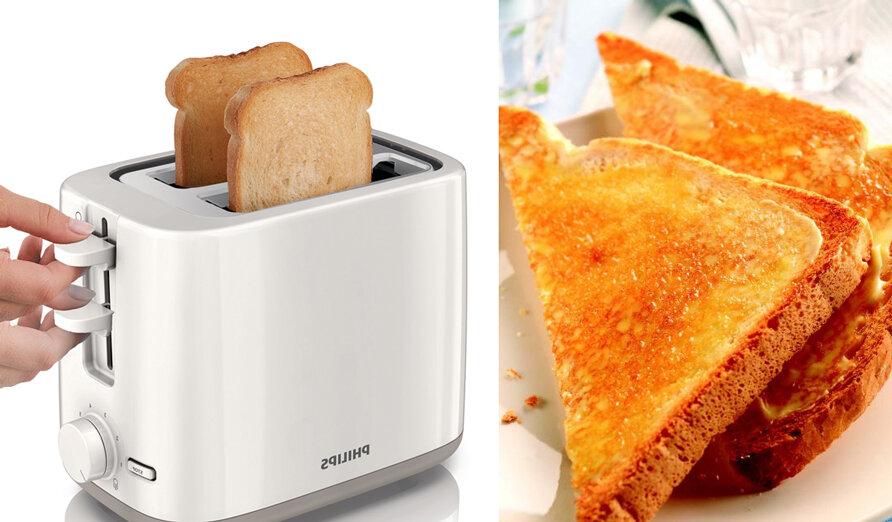 Máy nướng bánh mì: Tưởng không cần thiết, dùng rồi mới thấy thích mê