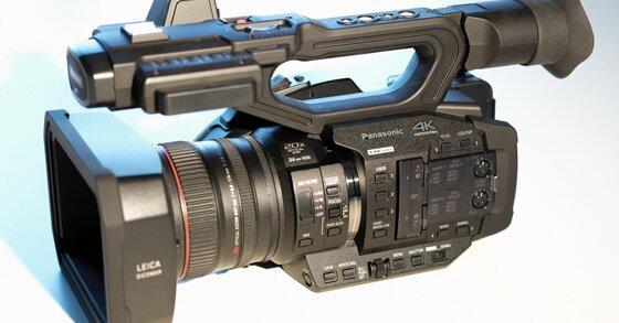 Máy quay Panasonic AG-UX180EN: Người hùng thầm lặng sau những thước phim tuyệt đỉnh!
