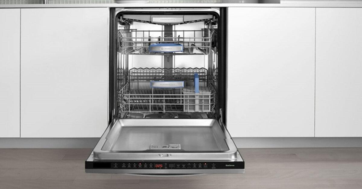 Máy rửa bát hoạt động như thế nào? Nguyên lý và quy trình sử dụng máy rửa chén.