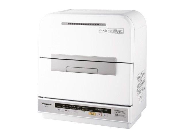 Máy rửa bát mini Panasonic NP TM7 rửa có sạch không?